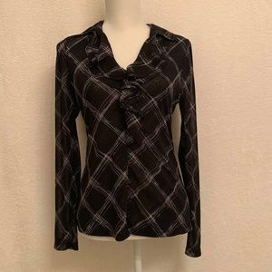 INCLong Sleeved Woman's Blouse SZ L